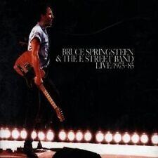 "BRUCE SPRINGSTEEN ""LIVE IN CONCERT 1975-85"" 3 CD NEW+"