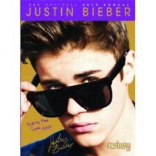 Justin Bieber : OFFICIEL Annual 2013 - NEUF couverture cartonnée - FEVER musique