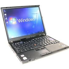 Cheap IBM Laptop Core 2 Duo 1.8Ghz 2GB 80GB WIFI DVD CD-RW Windows 7 & Office