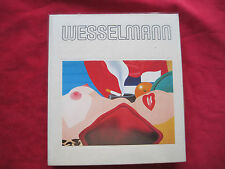ART RETROSPECTIVE - SIGNED BY TOM WESSELMANN TO FILM DIRECTOR BILLY WILDER
