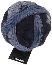In Silk 100g Schoppel Schurwolle Seide  Farbe 880 Schwarz