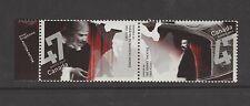 Canada 2001 Theatres Pair MNH