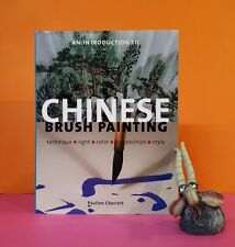 P Cherrett: An Introduction to Chinese Brush Painting/art/instructional