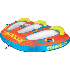 Cwb Connelly Triple Threat 3 Person Inflatable Boat Water Inner Tube (Open Box)