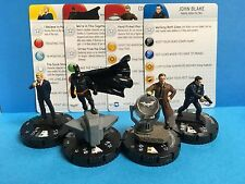Heroclix DC Rare The Dark Knight Rises Commissioner Gordon 027 Batman 100 Joh