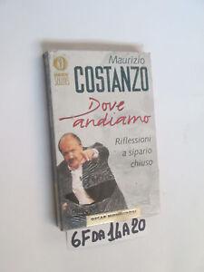 Costanzo DOVE ANDIAMO (6F14-20)