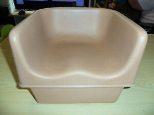 Cambro Single Height 100BC - Brown Booster Seat - Pre-owned Made in USA  #16
