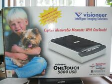 Visioneer One Touch 5800 USB Flat Bed Scanner