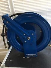 cox reels hose reel Gh-n-350-G 20050511 0505 With Hose