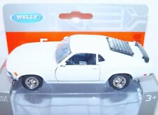 Welly NEX Germany 1:32 FORD MUSTANG BOSS 309 FASTBACK Pull Back Action Car MIB!