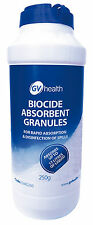 GV Health Urine and Vomit Biocide Absorbent Granules 250g