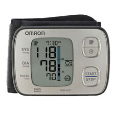 OMRON PREMIUM WRIST BLOOD PRESSURE MONITOR HEM 6221 5 YEARS AU WARRANTY