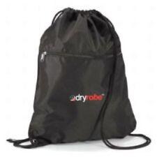 Dryrobe Water Resistant Sports Gym Bag - Black Drawstring Bag RRP £12.99! UK
