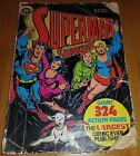 Superman Supacomic Murray Comics 1980 'largest comic ever published'