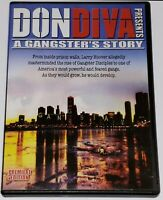 DON DIVA - Don Diva: A Gangster's Story - DVD - Closed-captioned Color Ntsc - VG