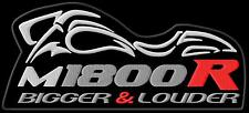 Suzuki Intruder M1800R Bigger & Lauder XL LC1800 ecusson brodé patche patch