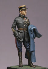 Metal Modeles WW1 Georges Guynemer French Ace 54mm Unpainted Kit