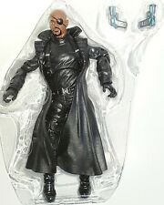 "Marvel Legends NICK FURY 6"" Figure SHIELD Agent Avengers Infinite Series TRU"