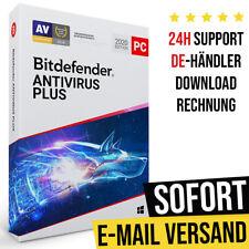 Bitdefender Antivirus 2021 1PC, 3PC, 5PC 1 Jahr - 2 Jahre - 3 Jahre - E-Mail