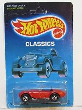 HOT WHEELS 1988 CLASSICS - CLASSIC COBRA