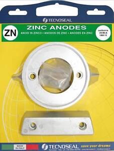 Volvo Kit 290 Engine Marine Zinc Anodes *NEW* Screws Included