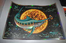 FOIL VARIANT Widespread Panic Todd Slater Poster Print San Augustine florida