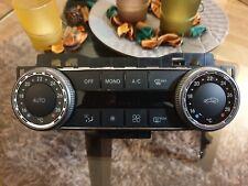 Klimabedienteil Klimaschalter Mercedes C W204 Heizung 2048308285