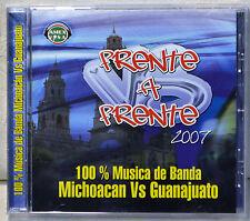 100% Musica de Banda Michoacan Vs Guanajuato Frente A 2007 Spanish Latin Mix