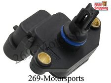 Turbocharger Boost Pressure MAP Sensor For 03-07 Dodge Ram Cummins 5.9L
