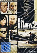 DVD NEU/OVP - La Linea 2 - Drogenkrieg in Mexiko - Aidan Quinn & Andy Garcia