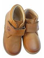 -50% Naturino Leder Lauflern Schuhe Gr. 19 in cognac~NP 79,95 €~NEU~OVP