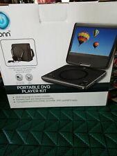 Onn Brand Portable Dvd Player And Kit