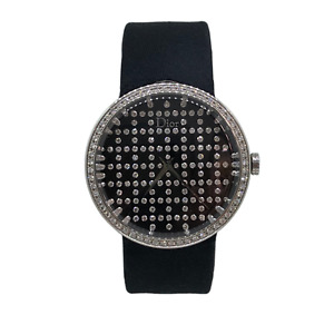Christian Dior with Diamond dial and bezel