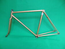 Makino Gold NJS Keirin Frame Track Bike Fixed Gear Single Speed 51cm