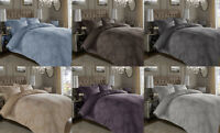 Quality Jacquard High Cotton Rich Duvet Cover Sets Various 600 Thread Count