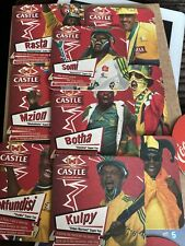 Beer Mats South Africa 2010 World Cup X9