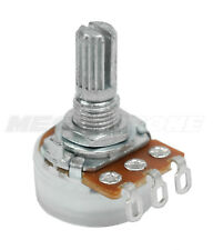 A5K Ohm Audio Potentiometer, Alpha Brand. Includes Dust Seal! USA Seller!!!