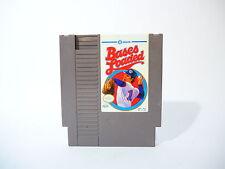 BASES LOADED Nintendo NES cartridge NTSC videogame