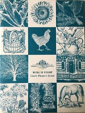 Rubber Stamp Craft Project Guide 1997 - Personal Stamp Exchange PSX