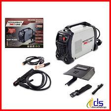 Saldatrice inverter 300a elettrica a elettrodo professionale saldatore fabbro *