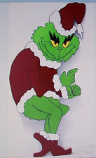 6 ' GRINCH CHRISTMAS YARD ART WOODWORKING PLANS PATTERNS WOOD WORK LADIES BOOTS