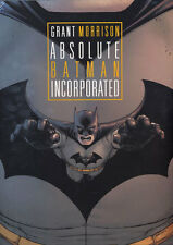 Absolute Batman Incorporated Hardcover Dc Grant Morrison Comics Hc