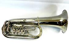 Tuba Es Lignatone B&F Silver After Technical Review (DR18-198)