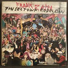 Lp Frank Zappa - Tinseltown Rebellion - CBS Holland Unplayed