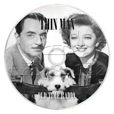 Thin Man (OTR) Old Time Radio (MP3 CD) 19 Episodes (Audiobooks)