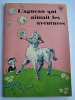 2 livres de la collection bunny . LE PETIT ANE DU CIRQUE ET L' AGNEAU QUI AIMAIT