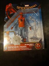 spiderman Homecoming Homemade Suit Figure toy kids, 6inch every kid must have!!