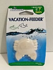 Pro Balance 7 Day Feeding Block Crab Shape 1.2 oz (34 grams)  From Penn Plax