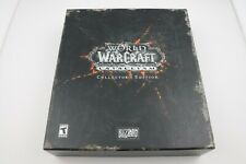 New listing World of Warcraft: Cataclysm - 100% Complete Collector's Edition