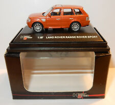 MODEL COLLECTION HIGH SPEED HO 1/87 LAND ROVER RANGE ROVER SPORT BRONZE  in BOX